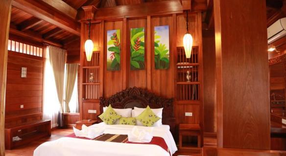 柬埔寨 土豪 豪宅