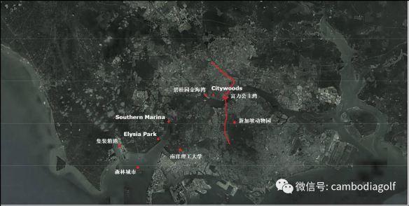 新加坡旁 房地产