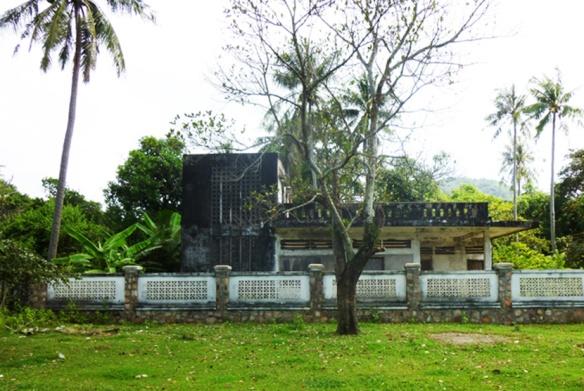 柬埔寨海边别墅