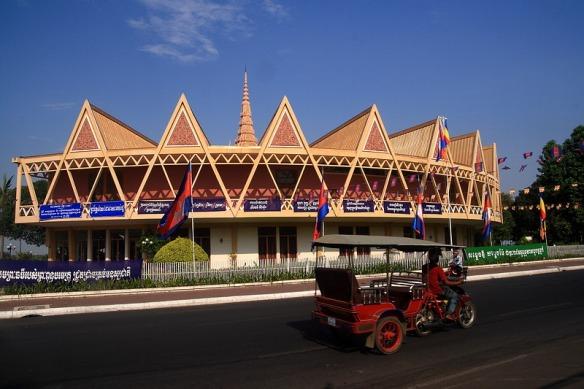 柬埔寨现代建筑