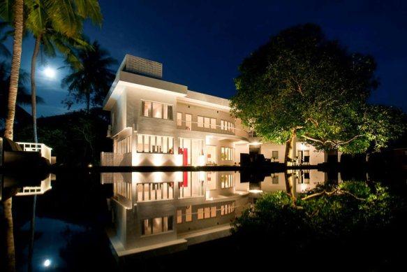 柬埔寨白马别墅