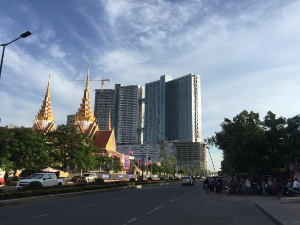 柬埔寨 公寓